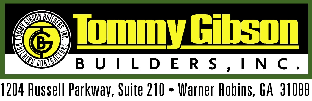 Logo Tommy Gibson Builders